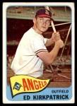 1965 Topps #393  Ed Kirkpatrick  Front Thumbnail