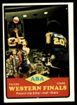 1973 Topps #206   ABA West Semi-Finals Front Thumbnail