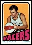 1972 Topps #192  Billy Keller   Front Thumbnail