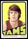 1972 Topps #184  Johnny Neumann  Front Thumbnail
