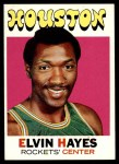 1971 Topps #120  Elvin Hayes  Front Thumbnail
