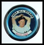 1964 Topps Coins #139   Whitey Ford  Front Thumbnail