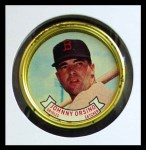1964 Topps Coins #3  Johnny Orsino  Front Thumbnail