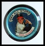 1964 Topps Coins #132   -   Albie Pearson All-Star Front Thumbnail