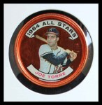 1964 Topps Coins #155   -  Joe Torre All-Star Front Thumbnail