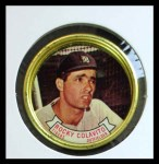 1964 Topps Coins #46   Rocky Colavito   Front Thumbnail