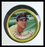 1964 Topps Coins #76   Camilo Pascual   Front Thumbnail