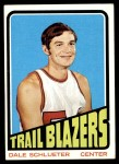 1972 Topps #69  Dale Schlueter   Front Thumbnail