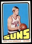 1972 Topps #95  Dick Van Arsdale   Front Thumbnail