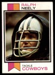 1973 Topps #321  Ralph Neely  Front Thumbnail