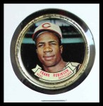 1964 Topps Coins #37   Frank Robinson   Front Thumbnail