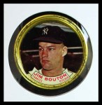 1964 Topps Coins #4  Jim Bouton  Front Thumbnail