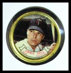 1964 Topps Coins #16  Jimmie Hall  Front Thumbnail