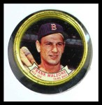 1964 Topps Coins #7   Frank Malzone   Front Thumbnail