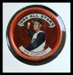 1964 Topps Coins #150   -  Roberto Clemente All-Star Front Thumbnail