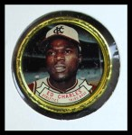 1964 Topps Coins #117  Ed Charles  Front Thumbnail