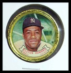 1964 Topps Coins #23   Elston Howard   Front Thumbnail