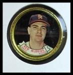 1964 Topps Coins #52   Ken McBride   Front Thumbnail