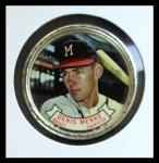 1964 Topps Coins #90   Denis Menke   Front Thumbnail