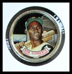 1964 Topps Coins #55  Roberto Clemente  Front Thumbnail