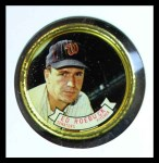 1964 Topps Coins #20  Ed Roebuck  Front Thumbnail