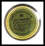 1964 Topps Coins #98  Jim Fregosi  Back Thumbnail