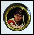1964 Topps Coins #86   Vic Davalillo   Front Thumbnail