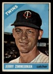 1966 Topps #73 ^COR^ Jerry Zimmerman   Front Thumbnail