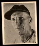 1941 Harry Hartman #8  Hank Gowdy  Front Thumbnail