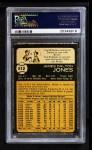 1973 O-Pee-Chee #512  Dalton Jones  Back Thumbnail