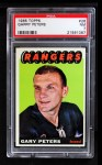 1965 Topps #28  Garry Peters  Front Thumbnail