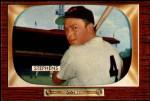 1955 Bowman #109  Vern Stephens  Front Thumbnail