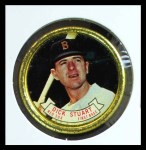 1964 Topps Coins #12   Dick Stuart   Front Thumbnail