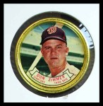 1964 Topps Coins #1   Don Zimmer   Front Thumbnail