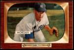 1955 Bowman #100  Tom Morgan  Front Thumbnail