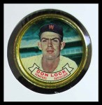 1964 Topps Coins #53   Don Lock   Front Thumbnail