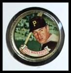 1964 Topps Coins #27   Bill Mazeroski   Front Thumbnail