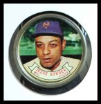 1964 Topps Coins #43   Jesse Gonder   Front Thumbnail
