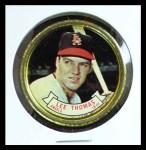 1964 Topps Coins #73   Frank Thomas   Front Thumbnail