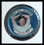 1964 Topps Coins #139   Whitey Ford  Front Thumbnail