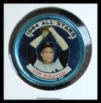 1964 Topps Coins #138   -  Jim Bouton All-Star Front Thumbnail