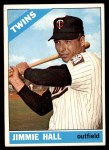 1966 Topps #190  Jimmie Hall  Front Thumbnail