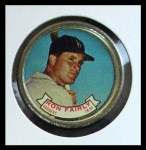 1964 Topps Coins #54   Ron Fairly   Front Thumbnail