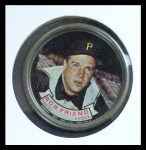 1964 Topps Coins #77  Bob Friend  Front Thumbnail