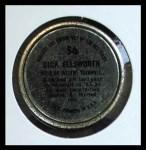 1964 Topps Coins #56   Dick Ellsworth   Back Thumbnail