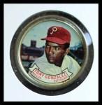 1964 Topps Coins #58   Tony Gonzalez   Front Thumbnail