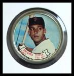1964 Topps Coins #63   Orlando Cepeda   Front Thumbnail