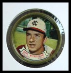 1964 Topps Coins #105   Dave Wickersham   Front Thumbnail