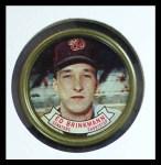 1964 Topps Coins #108  Ed Brinkman  Front Thumbnail