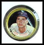 1964 Topps Coins #74   Hank Aguirre   Front Thumbnail